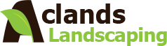 Logo Aclands Landscaping